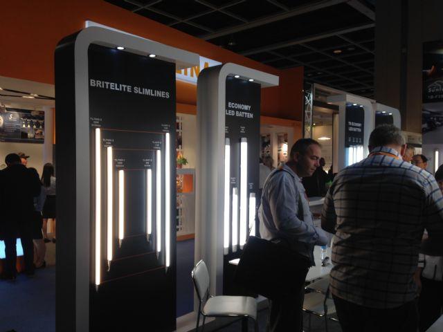 LED luminaries take center stage at this year's HKTDC Hong Kong International Lighting Fair Autumn Edition.