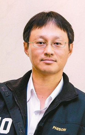 群聯董事長潘健成 聯合報系資料庫
