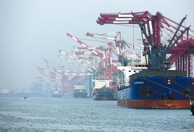 德經濟研究院發現台灣經濟逐漸好轉 圖/經濟日報