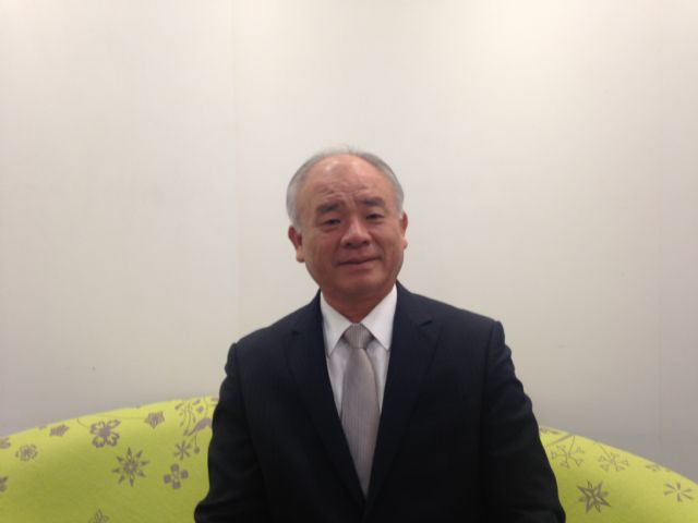 Soddy Huang, TLFEA chairman, received an exclusive interview with CENS at this year's HKTDC Hong Kong International Lighting Fair Autumn Edition.