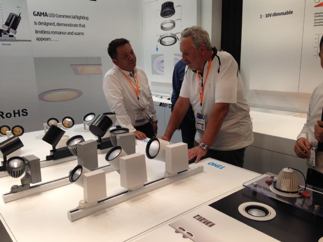 Taiwan's lighting products enjoy a high reputation among foreign buyers for offering a better balance between quality and prices.