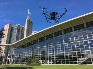無人機載具與系統正式納入CeBIT展會主題 圖/主辦單位提供