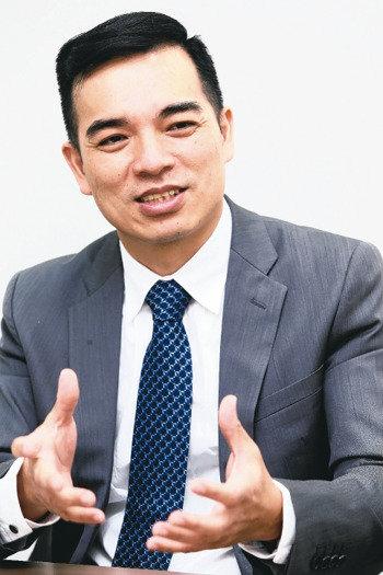 元太董事長暨執行長柯富仁 圖/經濟日報