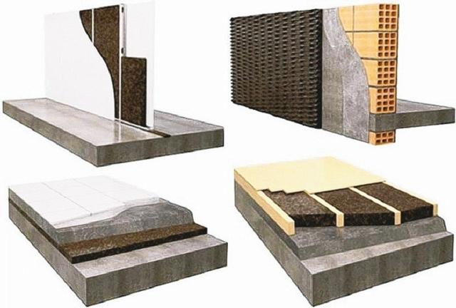 科技碳軟木適用於戶外空間以及家居的牆面、隔間內外層、天花板、地板、樓層板底料。 亞朋貿易/提供
