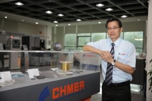 慶鴻機電總經理王陳鴻。 慶鴻機電/提供