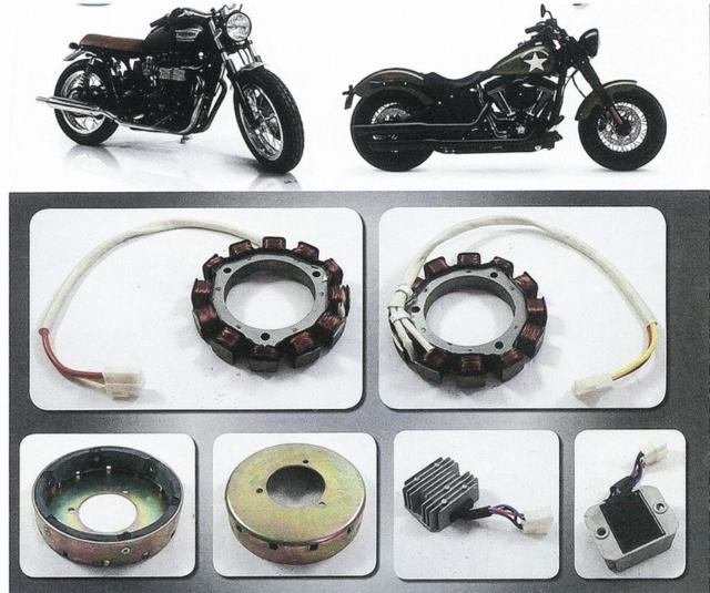 振瀚重機專用啟動馬達、汽車發電機、汽車空調系統等產品受客戶肯定。 振瀚/提供