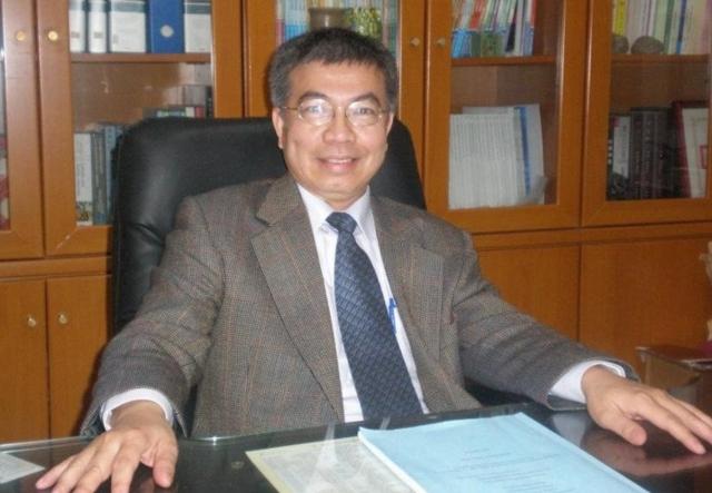 臺北科技大學王錫福教授、現任台灣陶瓷學會理事長為大會主席。 翁永全/攝影
