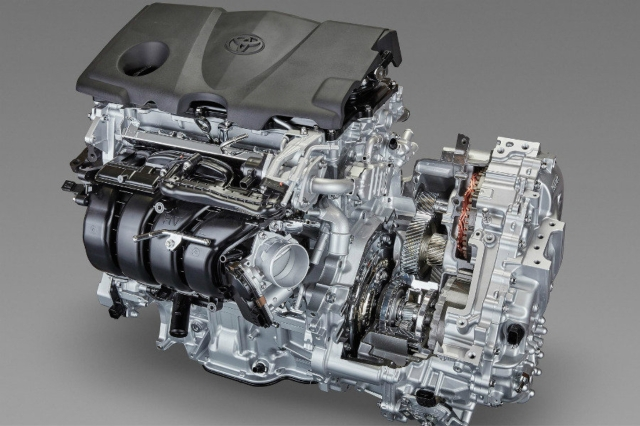 Toyota 將從 2017 年起開始為旗下車款更新動力系統,包括推出新的 2.5 升四缸引擎、兩具變速箱以及新一代 Hybrid 油電混合系統。 摘自 Toyota