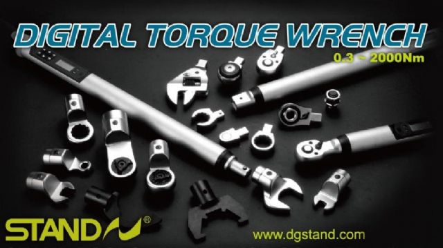 Stand Tools is dedicated to torque wrenches and digital tools as an industry-leading supplier.