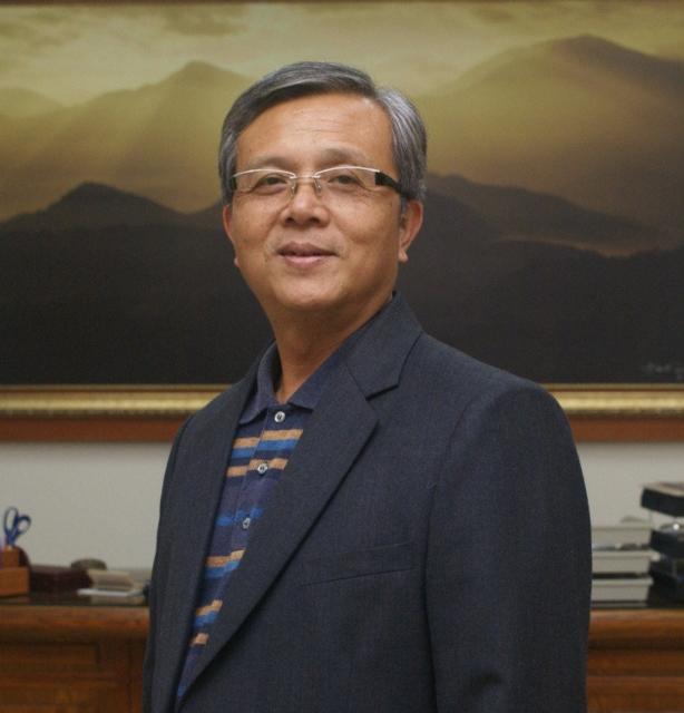 山野電機董事長陳水景。 吳青常/攝影