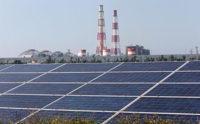 面對太陽能價格起伏變化,台灣太陽能電池廠紛紛強化高階產品布局。 聯合報系資料照