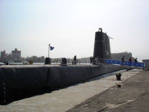 Cens.com News Picture CSBC of Taiwan Wins Gov't NT$2.6 Bn. Tender for Submarine Development