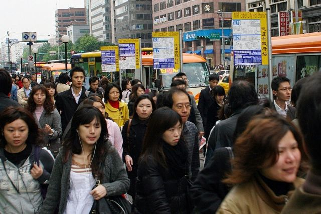 Taiwan's unemployment rate has continuously improved over the past few months (phot courtesy of UDN.com).