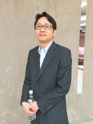 彩晶董事長焦佑麒。 聯合報系資料庫