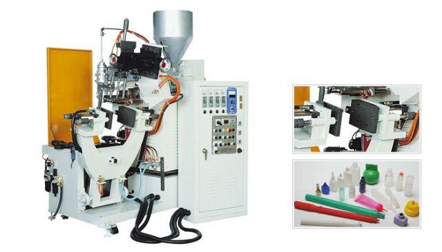 Ardor's ADM series blow molding machine.