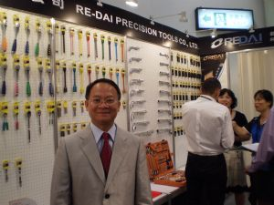 Cens.com News Picture Taiwan's High-profile Hand Tool Makers Attend THS 2016 to Boost Global Exposure<h2>Some exhibitors brought new, innovative products to exhibition</h2>