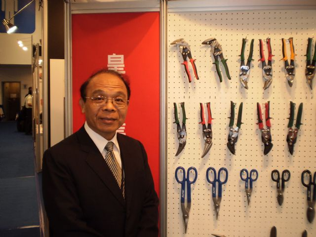 Allprofessional president David Huang.