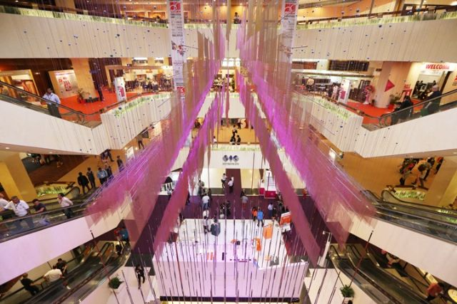 MIFF 2017 will take place at Putra World Trade Centre (PWTC) and MATRADE Exhibition and Convention Centre (MECC) (photo courtesy of show organizer).