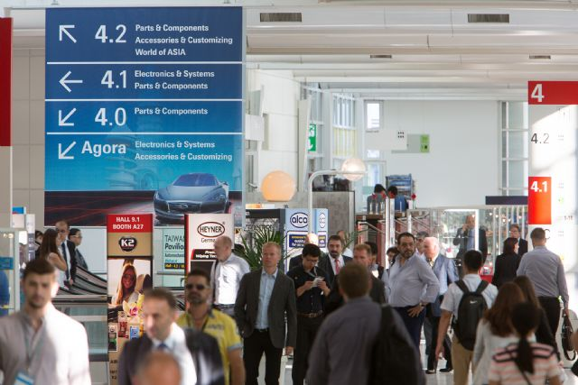 Over 130,000 visitors from all over the world attended the trade fair (photo courtesy of Messe Frankfurt).