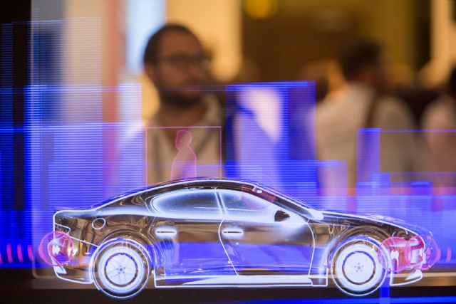 Technological advances for connected, drive-less vehicles are regarded as new growth engine for the global automotive and aftermarket industries in the years to come (photo courtesy of Messe Frankfurt).