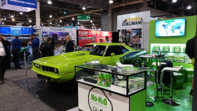 AAPEX has served as the biggest, most influential platform for the automotive aftermarket in North America.