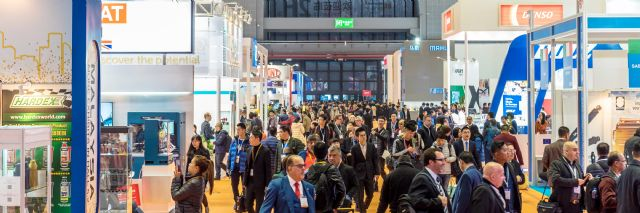 Automechanika Shanghai has evolved into Asia's largest business platform for automotive OE and aftermarket industries (photo courtesy of Messe Frankfurt).