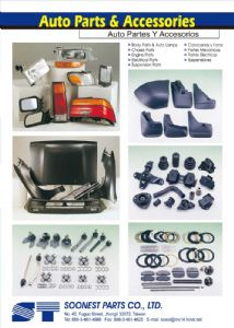 Cens.com News Picture Soonest Parts Co., Ltd.<h2>Suspension parts, electrical parts, engine parts, body parts, etc.</h2>