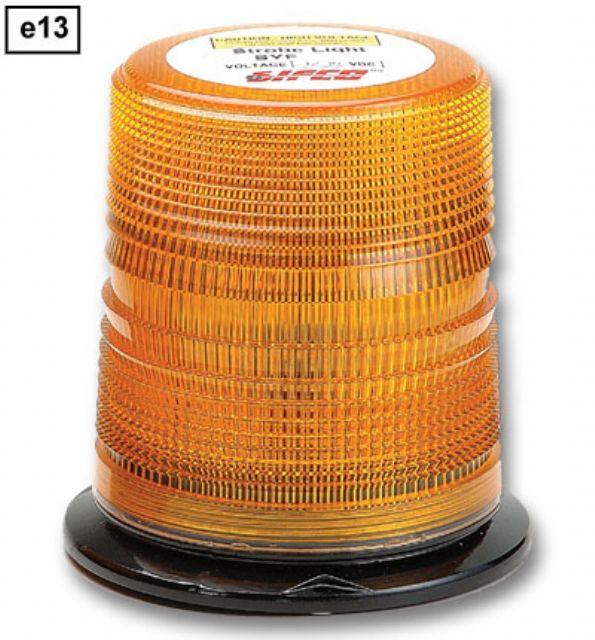 Sample of Unique Lite's high-performance strobe lights (Double-flash).