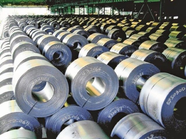 國際鎳價期貨重返1萬美元關卡之上,不銹鋼行情再現生機。 聯合報系資料照