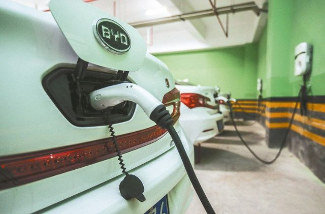 Delta and Pan German, BMW's official agent in Taiwan, are jointly developing EV charging infrastructure in Taipei, capital of Taiwan (photo courtesy of UDN.com).