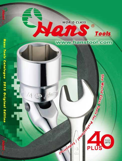 "Hans Tool markets hand tools and accessories worldwide under its ""HANS"" brand."
