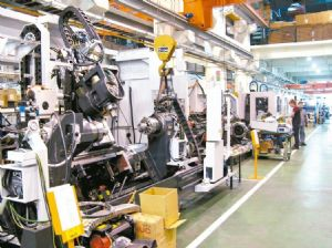 Taiwan's machine tool manufacturers mostly experienced a buoyant month in January (photo courtesy of UDN.com).