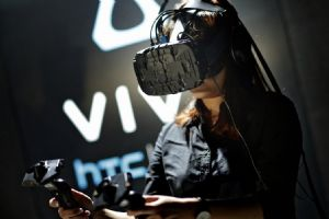 Cens.com News Picture HTC Tops China's Market for VR Headsets in 2016