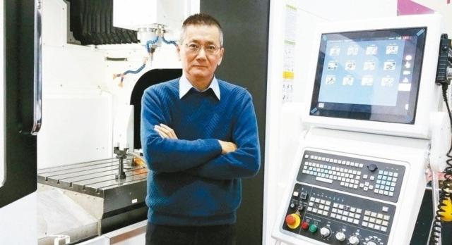 協鴻工業總經理葉新華。 戴辰/攝影