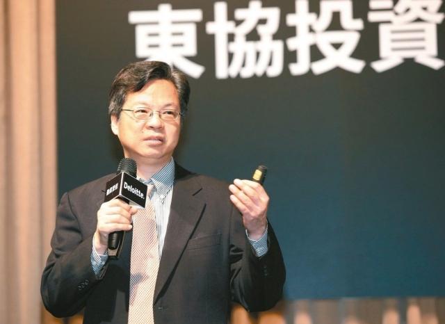 國發會副主委龔明鑫 圖/聯合報系資料庫