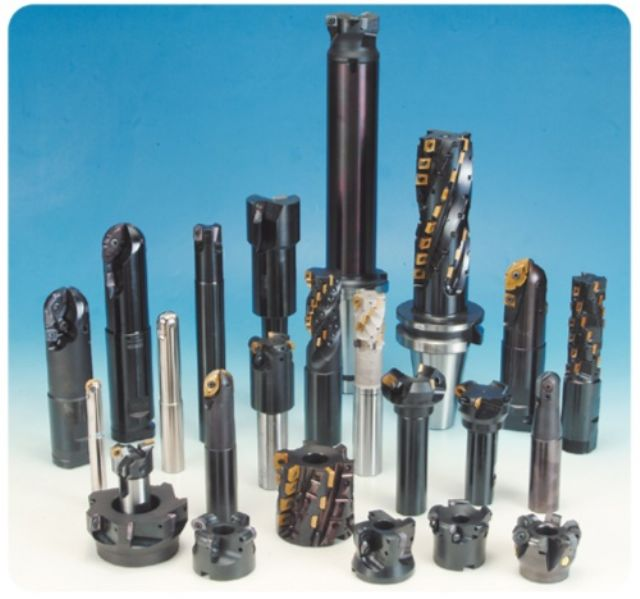 Lin Tong Sheng supplies a variety of cutters for machine tools.