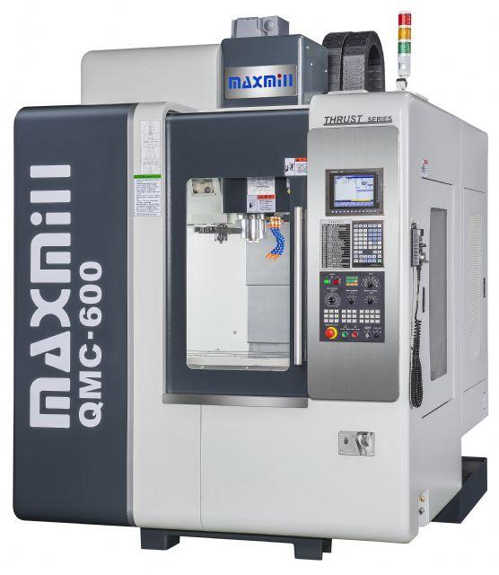 Maxmill's Master series vertical machining center.