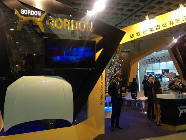 Gordon Auto Body Parts has built a high profile in the global market for replacement auto body parts.