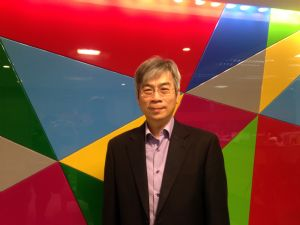 M.J. Kao, Ph.D. and deputy general director of Electronic and Optoelectronic System Research Laboratories of ITRI.