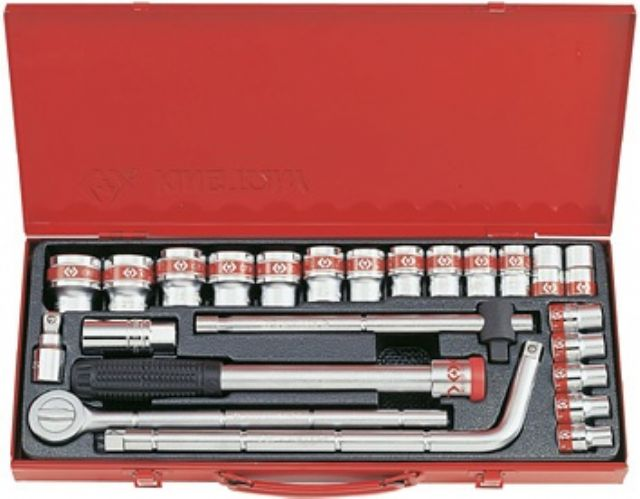 King Tony's hand tools and tool sets have been globally marketed and enjoyed a high reputation among professionals.