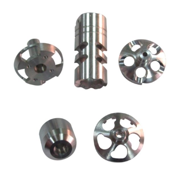 Ele Shine's precision-machined metal parts features high quality.