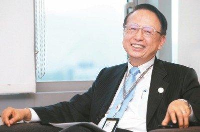台灣高鐵公司董事長江耀宗。 圖/經濟日報提供