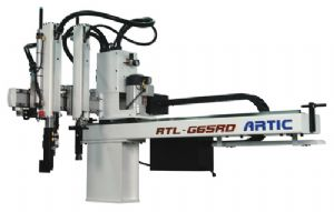 Cens.com News Picture Artic Automation Co.<h2>Robotic arms for injection molding machines</h2>