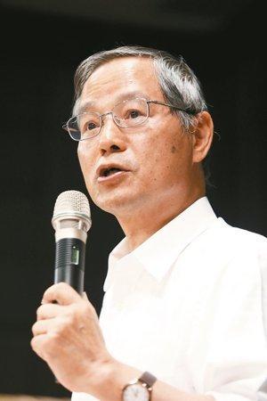 國發會主委陳添枝。 本報系資料庫