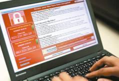 Cens.com News Picture 勒索病毒蔓延…沒買資安險 企業虧大了