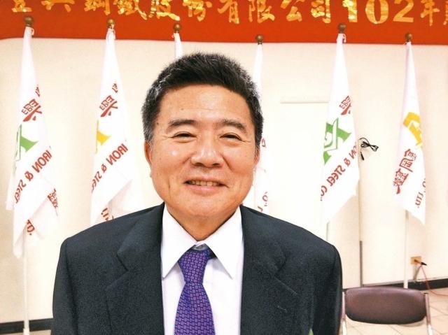 豐興董事長林明儒 圖/聯合報系資料庫