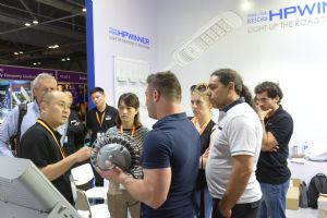 Cens.com News Picture Ride on HKTDC Hong Kong International Lighting Fair (Autumn Editi...