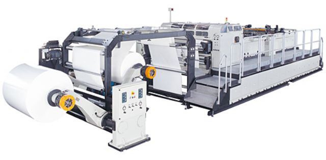 Goodstrong Machinery's High Speed Precision Dual Rotary Sheeter.