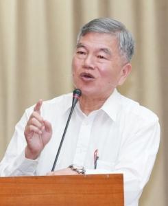 Shen Jong-Chin, Political Deputy Minister of Economic Affairs. (photographed by Huang, Yi-Shu)