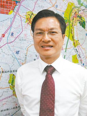 Governor Wei Ming-Gu of Changhua County. (photo courtesy of UDN.com)